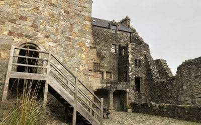 Secret Scotland: Magical walk in the Scottish glens – Castle Campbell