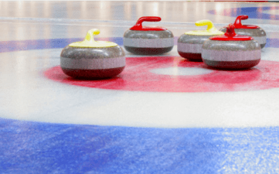 Curling, Stirling: Fabulous fun, like bowls on ice